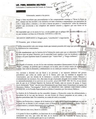 FIDEL HERRERA BELTRÁN ¿CUÁNTOS PERIODISTAS MAS ASESINADOS EN (POR) TU GOBIERNO?