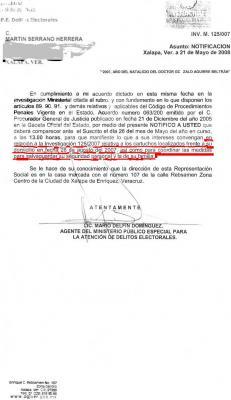 """EMPLAZA COMISIÓN INTERAMERICANA DE DERECHOS HUMANOS AL ESTADO MEXICANO POR CASO DE DIARIO TRIBUNA (SIETE AÑOS DE ATAQUES IMPUNES).                 GOBIERNO DE CALDERÓN REMITE TRES TOMOS DEL EXPEDIENTE A WASHINGTON, Y FIDEL HERRERA MANDA SUS SICARIOS A """"PROTEGER"""" AL DIRECTOR DE ESTE PERIÓDICO"""