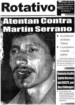 REPORTE DE LA WAN: MÉXICO REBASÓ SU PROPIO RÉCORD DE AGRESIONES A PERIODISTAS!