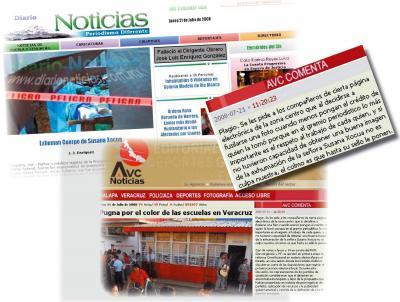 """""""ERNESTINAZO"""" CONFRONTA A LA PRENSA EN VERACRUZ!"""