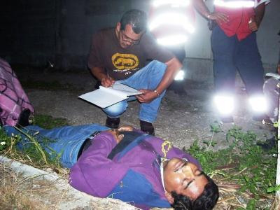 PARIENTES DE LOS YUNES DE SOLEDAD DE DOBLADO VIVEN TRAGEDIA EN TAMAULIPAS