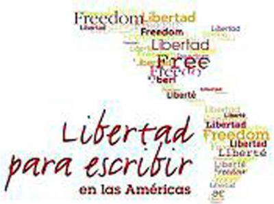 DECLARACIÓN EN DEFENSA DE LA LIBERTAD PARA ESCRIBIR EN LAS AMÉRICAS